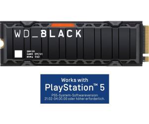 Western Digital Black SN850 M.2
