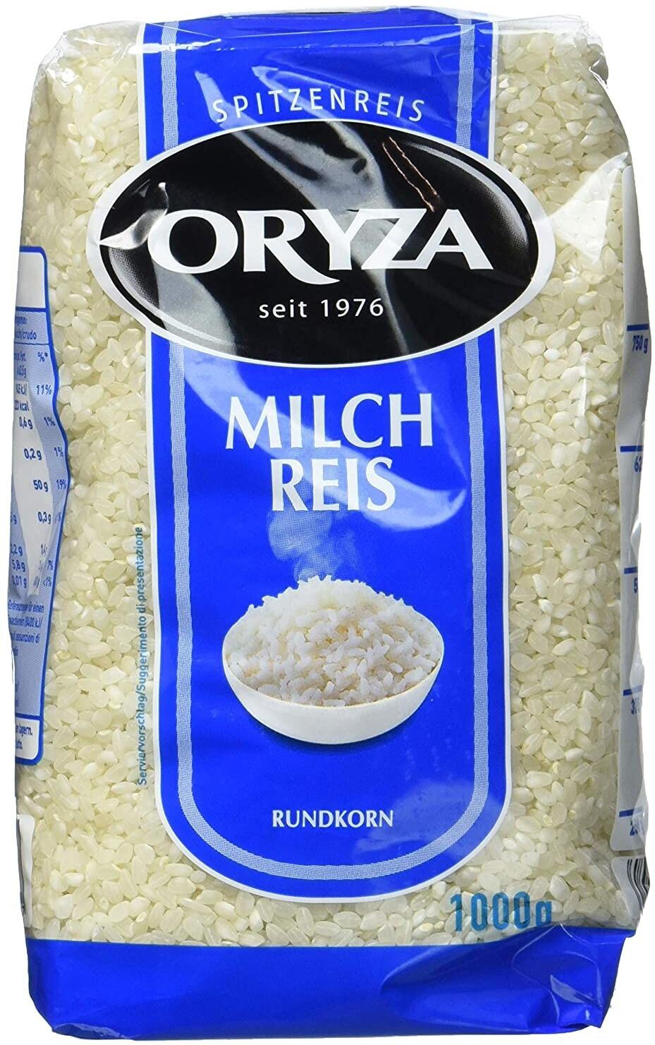 Oryza Milchreis (1kg)