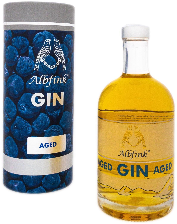 Finch Albfink Aged Gin + GB 500ml 46%