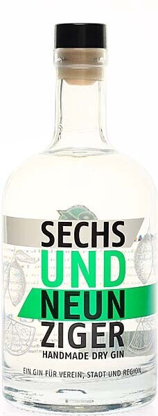 WeiLa Hannover 96 Gin(0,5l) 42 %