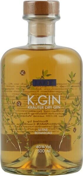 Lantenhammer K.Gin Kräuter Dry Gin(0,5l) 40 %