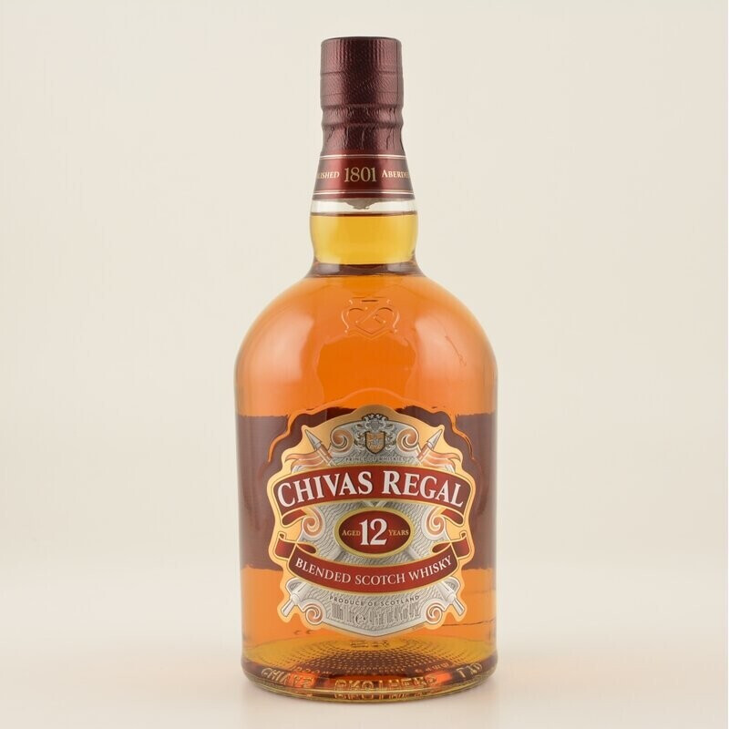 Chivas 12 Jahre Whisky 1l 40%
