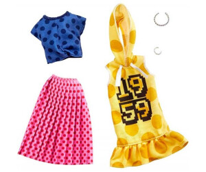 Barbie Double pack clothes 5