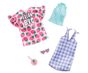 Barbie Double pack clothes 6