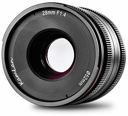 Image of KamLan 28mm F1.4