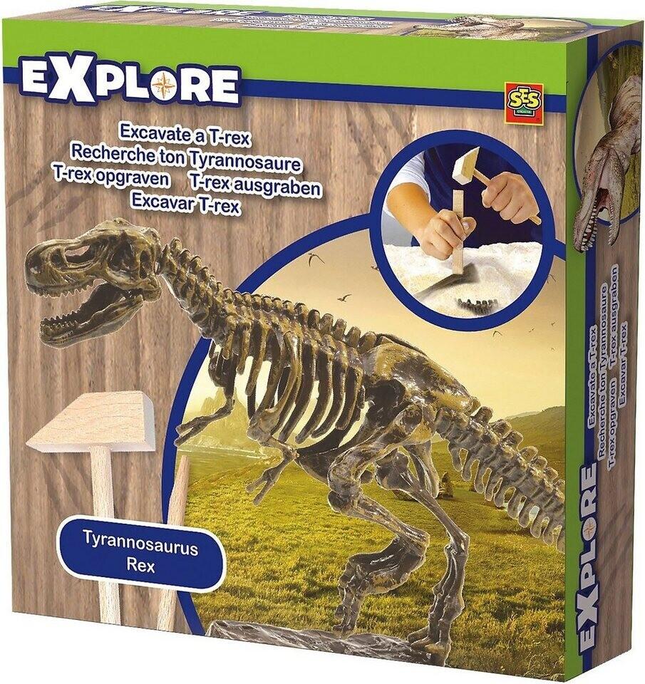 SES Creative Explore T-Rex ausgraben (Ausgrabungsset)