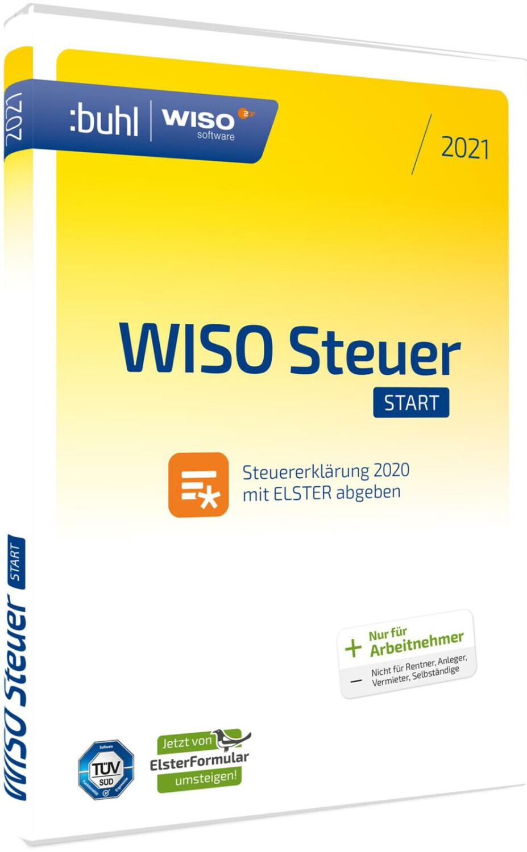 Buhl WISO steuer:Start 2021 (Box) ab € 12,99 ...