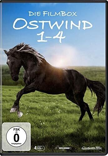 Ostwind 1-4 [DVD]
