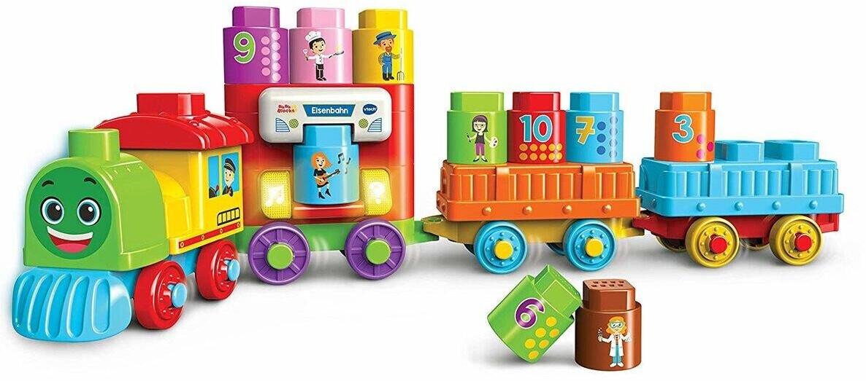 Vtech BlaBlaBlocks Eisenbahn