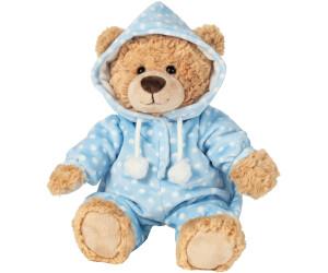 Teddy Hermann Schlafanzugbär Blau 30 cm