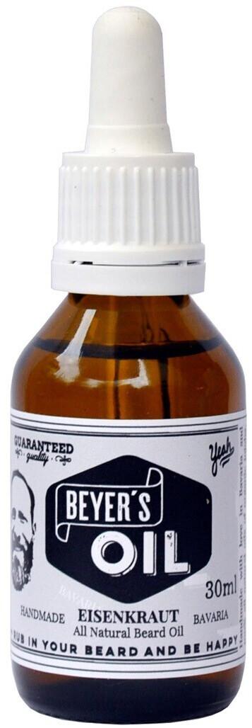 Beyer's Oil Eisenkraut Bartöl (30ml)