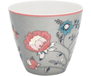 Greengate Sienna latte Cup grey (0,3 l)