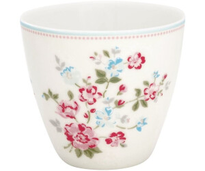 Greengate Sonia latte Cup weiss (0,3 l)