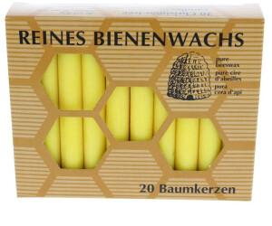 Kerzenfarm Hahn Baumkerzen 0405 (20 Stk.)