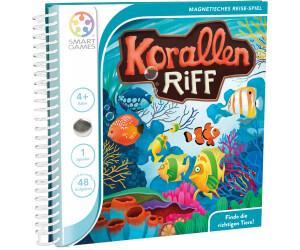 Reisespiel Korallen Riff