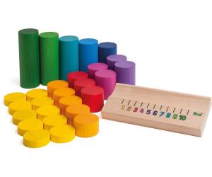 Erzi Lernspiel Zahlenraum bis 10