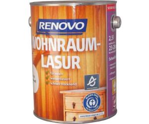 Renovo Wohnraumlasur ebenholz 0,75 l