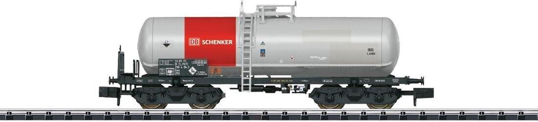 Trix Schwefelsäure-Kesselwagen der DB Schenker Rail (15659)