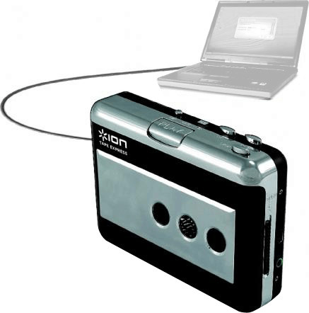 ION USB Tape Express