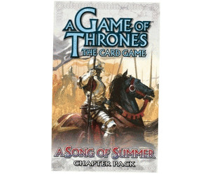 Fantasy Flight Games Game of Thrones - Song of Summer Chapter Pack