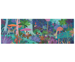 Djeco Puzzle-Galerie Children's Walk (200 Teile)