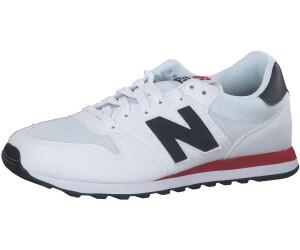 New Balance GM 500 white/navy/red (GM500SWB) au meilleur prix sur ...