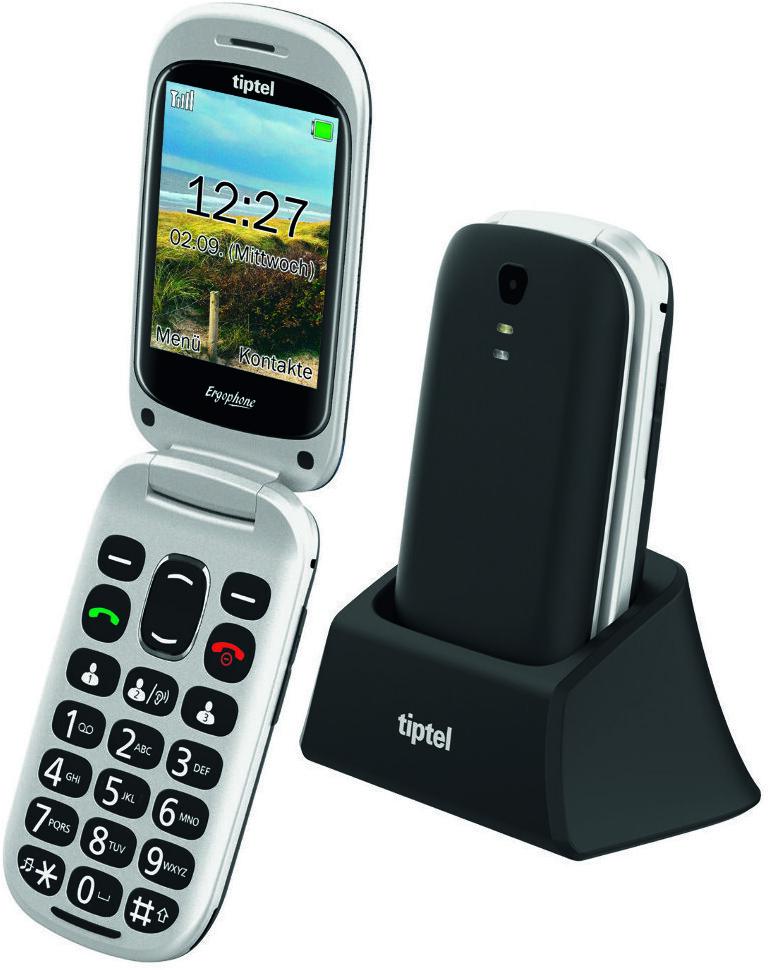 Tiptel Ergophone 6410