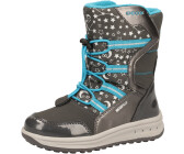 Grey//Fuch Geox Girls Roby Warm Lined T Boots LACE