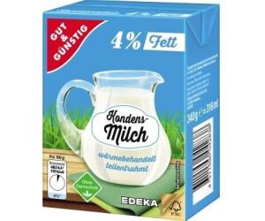 Gut & Günstig Kondensmilch 4% (340g)
