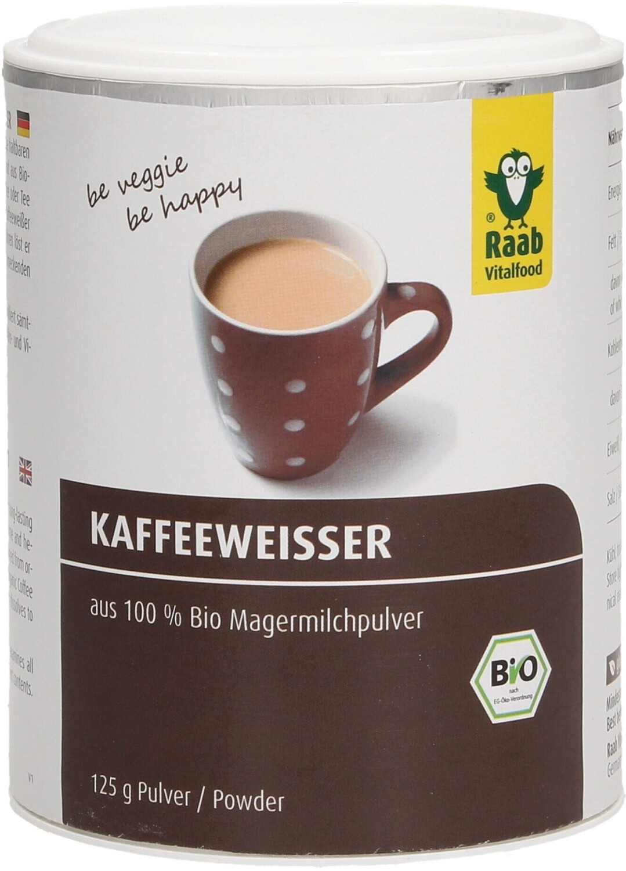 Raab Vitalfood Kaffeeweisser Pulver Bio (125g)