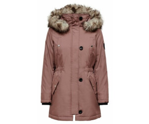 Only Onliris Fur Winter Parka Cc Otw (15213755) burlwood