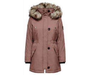 Only Onliris Fur Winter Parka Cc Otw (15213755) burlwood
