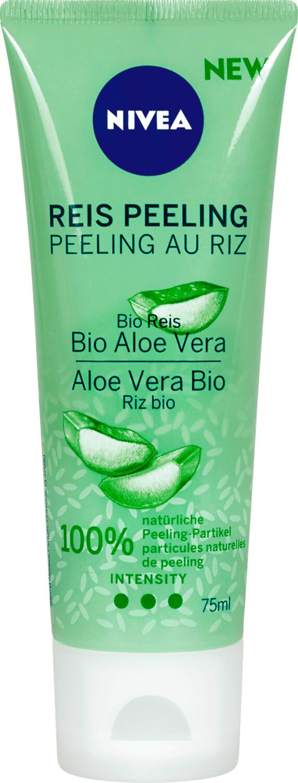 Nivea Reis Peeling Aloe Vera (75ml)