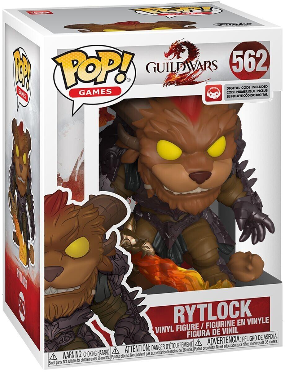 Funko Pop! Games: Guild Wars – Rytlock