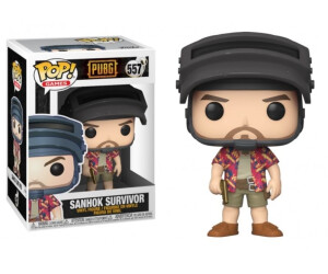 Funko Pop! Games: PUBG – Sanhok Survivor