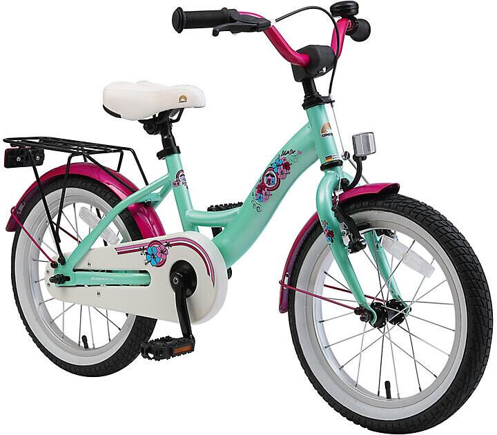 Bikestar mädchen 16 grün