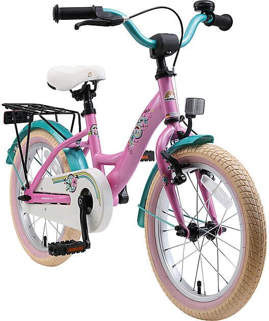 Bikestar mädchen 16 rosa