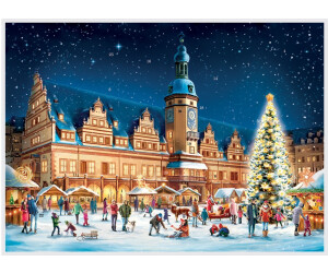 Sellmer Adventskalender A3 - Leipzig