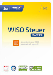 Buhl WISO Steuer Sparbuch 2021 (Download) ab € 22,99 ...