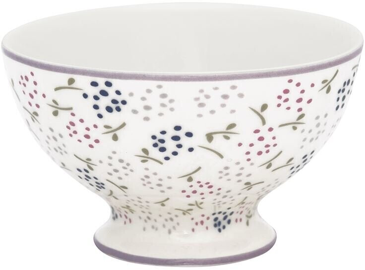 Greengate Ginny Snack Bowl white (10 cm)