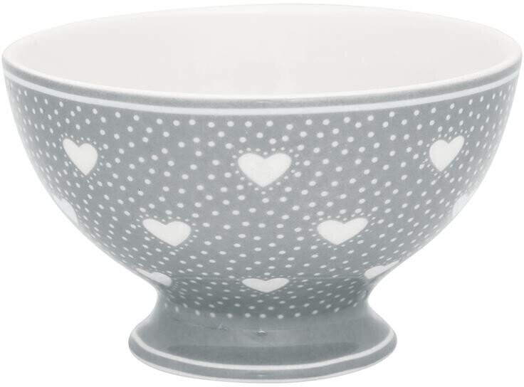 Greengate Penny Snack Bowl grey (10 cm)