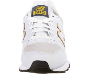 New Balance GM 500 white/blue/yellow a € 53,65 (oggi)   Migliori ...