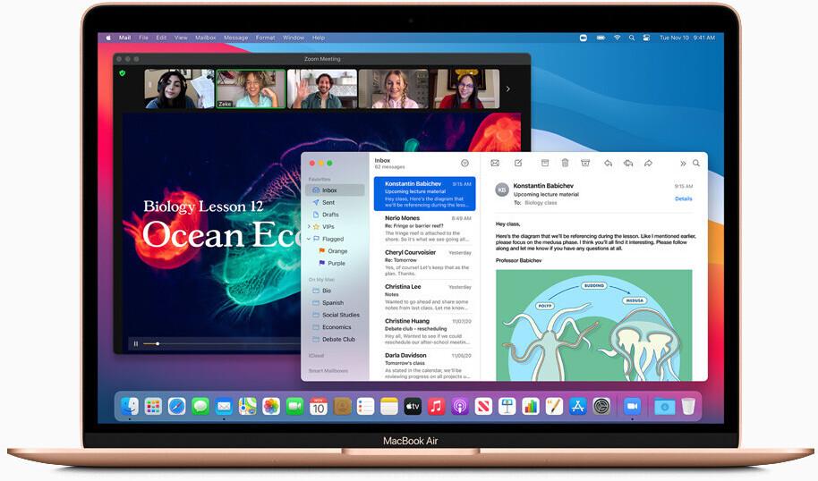 Apple MacBook Air 13 2020 M1