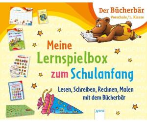 Arena Verlag Meine Lernspielbox zum Schulanfang