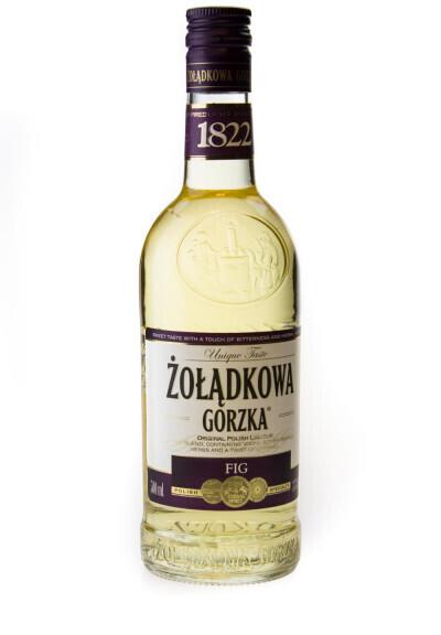 Stock Zoladkowa Gorzka Fig 34%