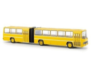 Brekina 59750 Ikarus 280.03 Überland Gelenkbus,Maisgelb filigran Modell HO Neu,