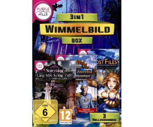 3-in-1 Wimmelbild-Box (PC)