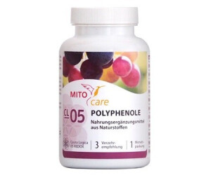 MITOcare Polyphenole Kapseln (90 Stk.)