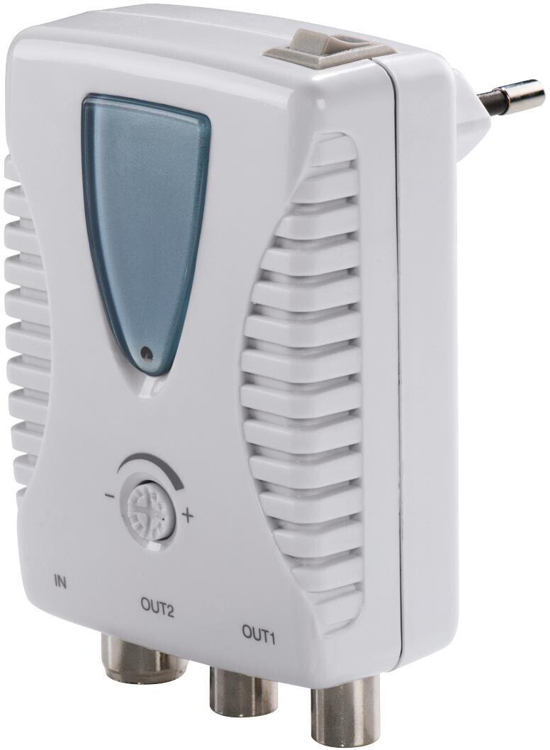 Hama BK/CATV-Verstärker für 2 Geräte