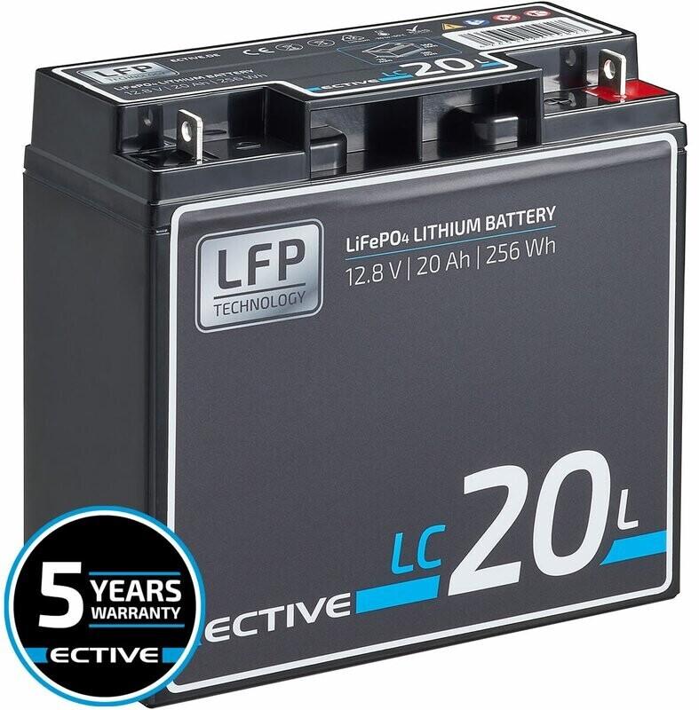 Ective Batteries ECTIVE LC 20L 12V 20Ah (TN3480)
